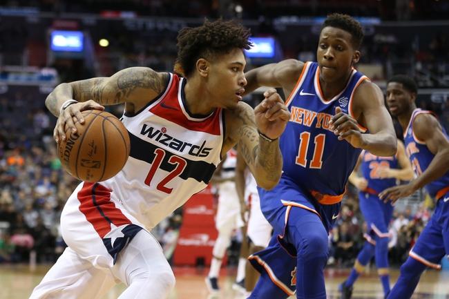 New York Knicks vs. Washington Wizards - 2/14/18 NBA Pick, Odds, and Prediction