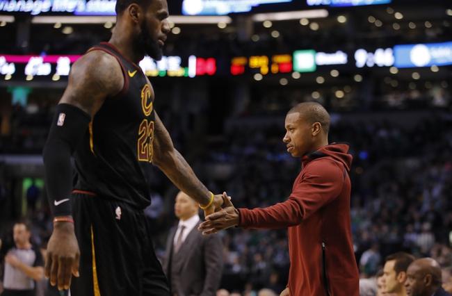 Orlando Magic vs. Cleveland Cavaliers - 1/6/18 NBA Pick, Odds, and Prediction