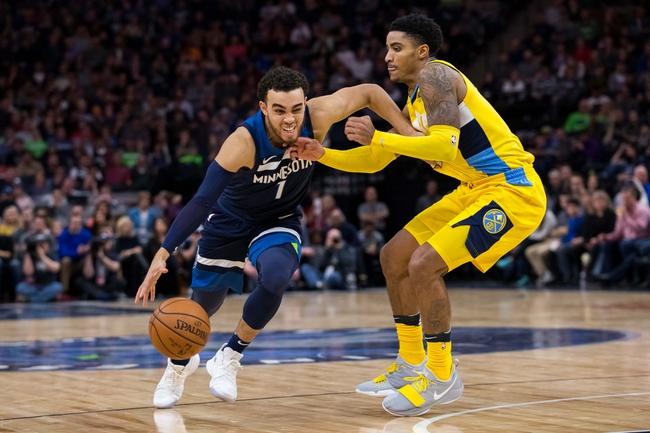 Denver Nuggets vs. Minnesota Timberwolves - 4/5/18 NBA Pick, Odds, and Prediction