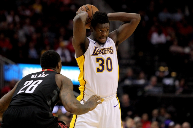 Los Angeles Lakers vs. Houston Rockets - 4/10/18 NBA Pick, Odds, and Prediction