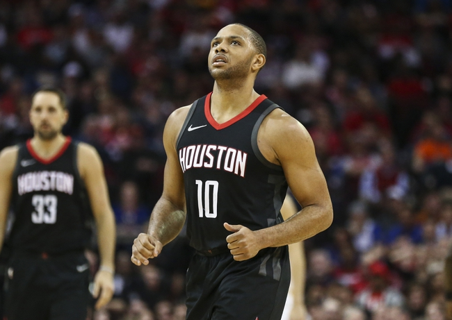 Houston Rockets vs. Golden State Warriors - 1/20/18 NBA Pick, Odds, and Prediction