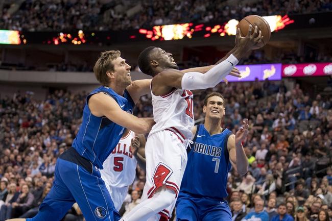 Chicago Bulls vs. Dallas Mavericks - 3/2/18 NBA Pick, Odds, and Prediction