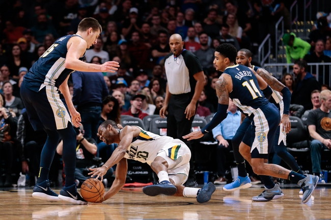 Denver Nuggets vs. Utah Jazz - 11/3/18 NBA Pick, Odds, and Prediction