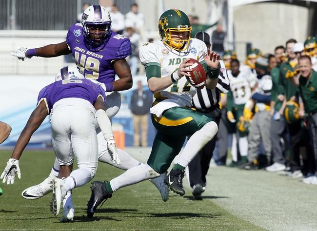 North Dakota State vs. South Dakota State - 12/14/18 College Football Pick, Odds, and Prediction