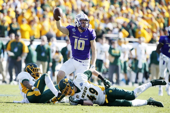 James Madison vs. William & Mary - 9/22/18 College Football Pick, Odds, and Prediction