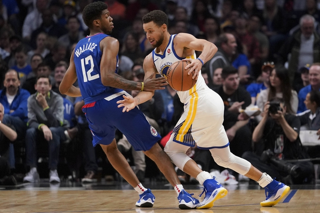 Golden State Warriors vs. Los Angeles Clippers - 1/10/18 NBA Pick, Odds, and Prediction