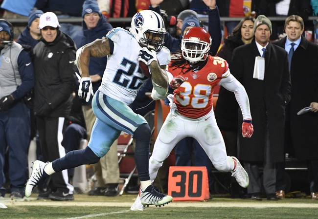 Tennessee Titans vs. Kansas City Chiefs - 11/10/19 NFL Pick, Odds, and Prediction