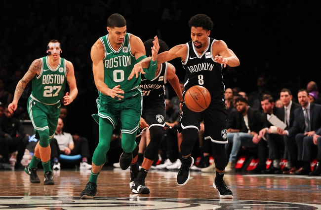 Boston Celtics vs. Brooklyn Nets - 4/11/18 NBA Pick, Odds, and Prediction