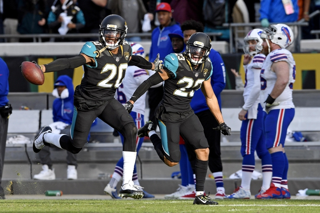 Jacksonville Jaguars at Buffalo Bills - 11/25/18 NFL Pick, Odds, and Prediction