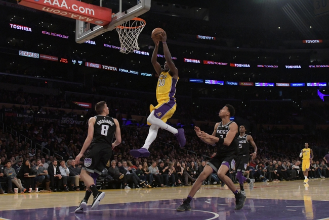 Sacramento Kings vs. Los Angeles Lakers - 2/24/18 NBA Pick, Odds, and Prediction