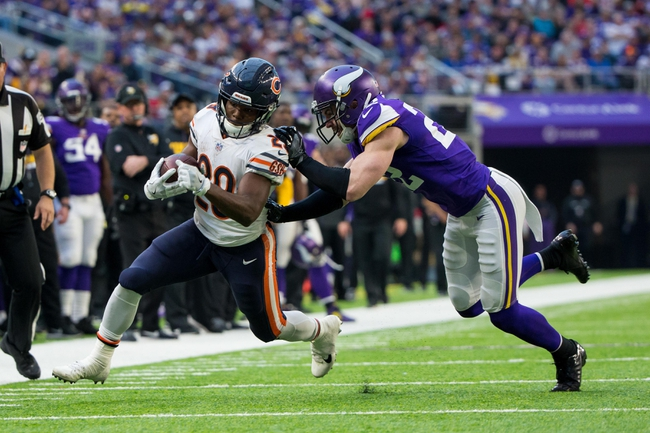 Chicago Bears vs. Minnesota Vikings - 11/18/18 NFL Pick, Odds, and Prediction