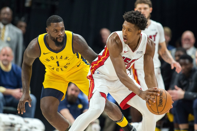 Indiana Pacers vs. Miami Heat - 3/25/18 NBA Pick, Odds, and Prediction