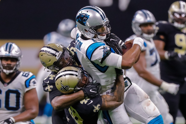 Carolina Panthers vs. New Orleans Saints - 12/17/18 NFL Pick, Odds, and Prediction