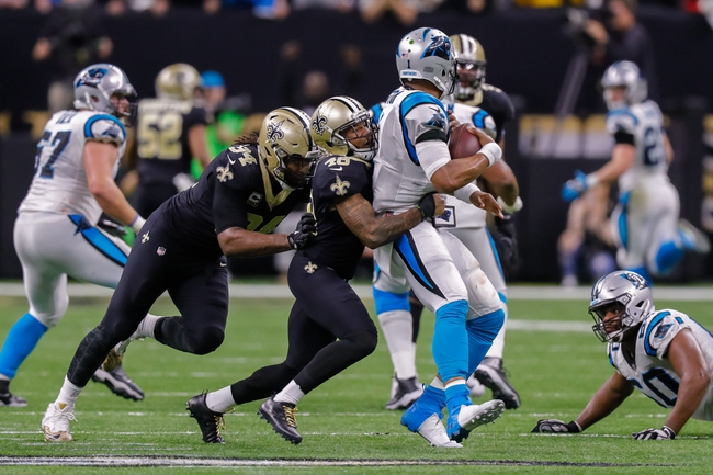 New Orleans Saints at Carolina Panthers - 12/17/18 NFL Pick, Odds, and Prediction