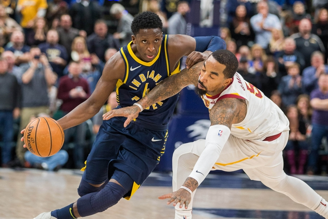 Cleveland Cavaliers vs. Indiana Pacers - 1/26/18 NBA Pick, Odds, and Prediction