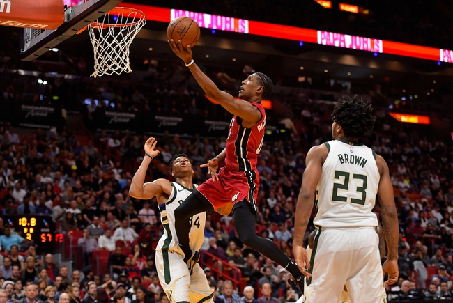 Milwaukee Bucks vs. Miami Heat - 1/17/18 NBA Pick, Odds, and Prediction