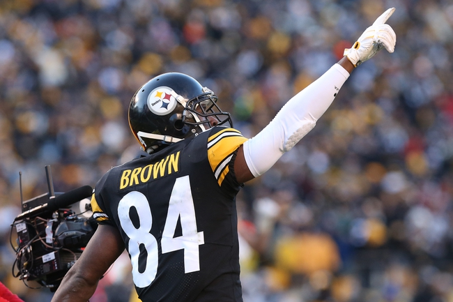 Jacksonville Jaguars vs. Pittsburgh Steelers - 11/18/18 NFL Pick, Odds, and Prediction