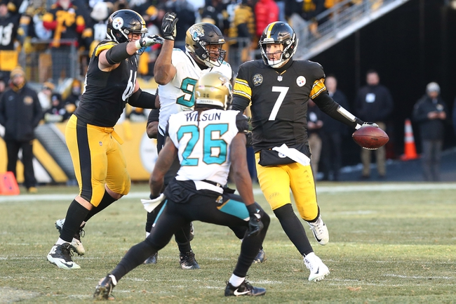 Pittsburgh Steelers at Jacksonville Jaguars - 11/18/18 NFL Pick, Odds, and Prediction