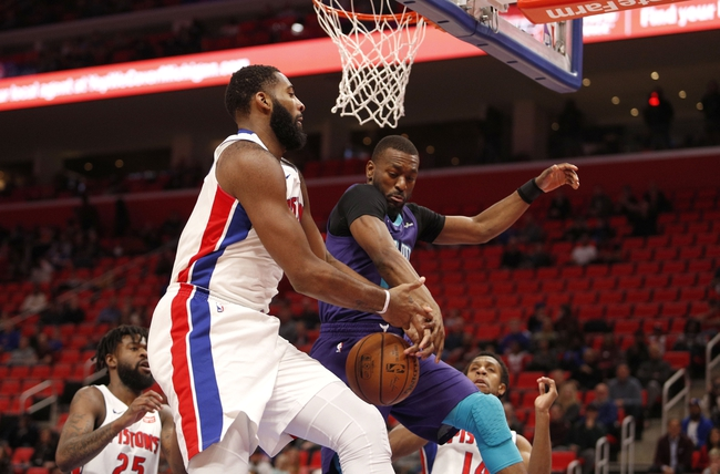 Charlotte Hornets vs. Detroit Pistons - 2/25/18 NBA Pick, Odds, and Prediction
