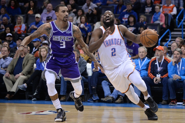 Sacramento Kings vs. Oklahoma City Thunder - 2/22/18 NBA Pick, Odds, and Prediction