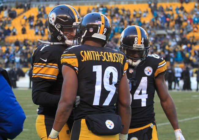 Kansas City Chiefs at Pittsburgh Steelers - 9/16/18 NFL Pick, Odds, and Prediction