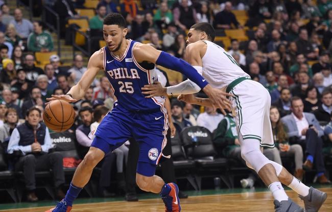 Boston Celtics vs. Philadelphia 76ers - 4/30/18 NBA Pick, Odds, and Prediction