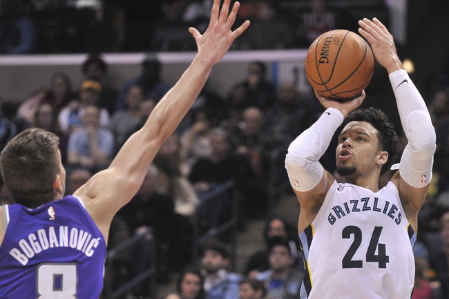 Memphis Grizzlies vs. Sacramento Kings - 4/6/18 NBA Pick, Odds, and Prediction