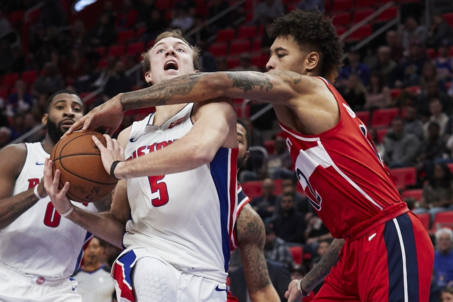 Detroit Pistons vs. Washington Wizards - 3/29/18 NBA Pick, Odds, and Prediction