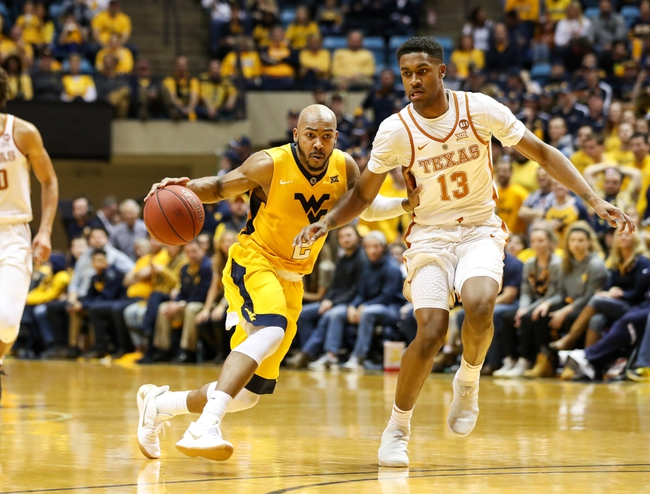 Texas vs. West Virginia - 3/3/18 College Basketball Pick, Odds, and Prediction