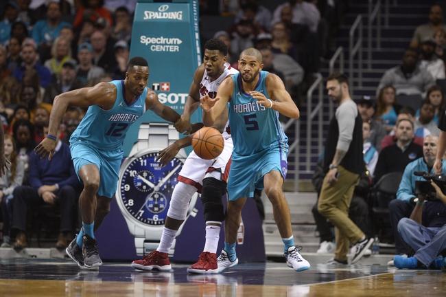 Miami Heat vs. Charlotte Hornets - 1/27/18 NBA Pick, Odds, and Prediction