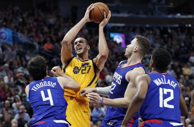 Utah Jazz vs. Los Angeles Clippers - 4/5/18 NBA Pick, Odds, and Prediction