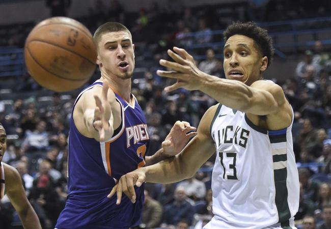Milwaukee Bucks vs. Phoenix Suns - 11/23/18 NBA Pick, Odds, and Prediction