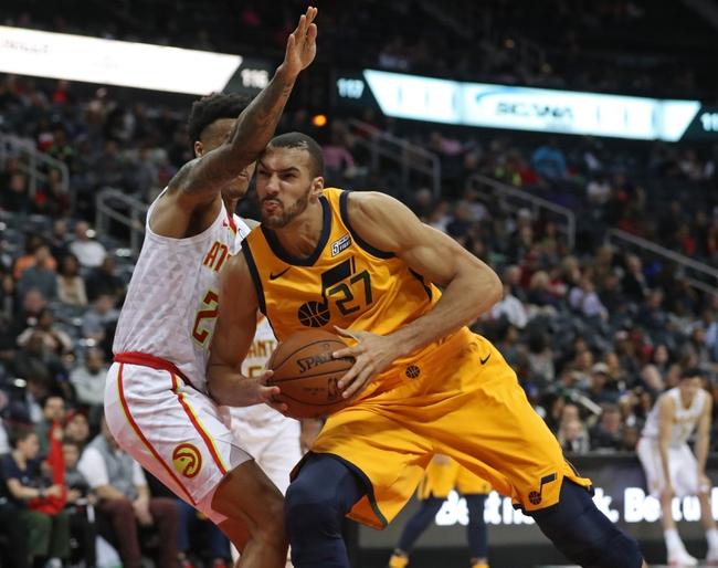 Utah Jazz vs. Atlanta Hawks - 3/20/18 NBA Pick, Odds, and Prediction
