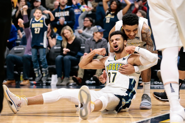 Denver Nuggets vs. Portland Trail Blazers - 4/9/18 NBA Pick, Odds, and Prediction