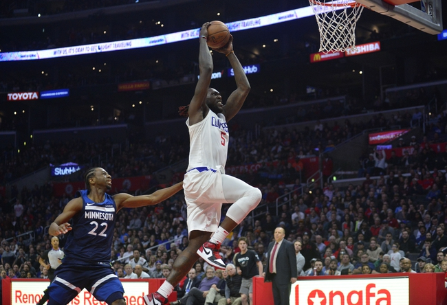 Minnesota Timberwolves vs. Los Angeles Clippers - 3/20/18 NBA Pick, Odds, and Prediction