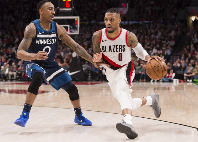 Portland Trail Blazers vs. Minnesota Timberwolves - 3/1/18 NBA Pick, Odds, and Prediction