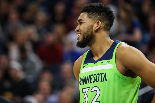 Atlanta Hawks vs. Minnesota Timberwolves - 1/29/18 NBA Pick, Odds, and Prediction