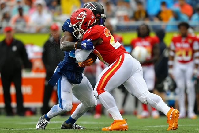 Kansas City Chiefs at Atlanta Falcons - 8/17/18 NFL Pick, Odds, and Prediction
