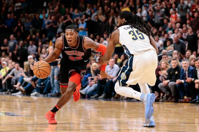 Chicago Bulls vs. Denver Nuggets - 3/21/18 NBA Pick, Odds, and Prediction