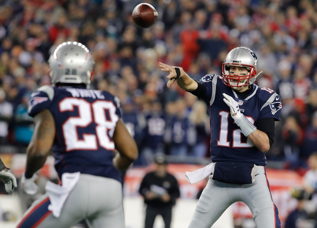 Philadelphia Eagles at New England Patriots - Super Bowl - 2/4/18 NFL Pick, Odds, and Prediction