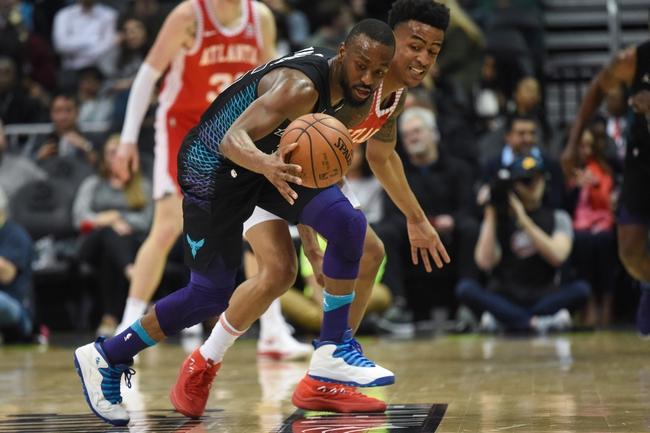 Atlanta Hawks vs. Charlotte Hornets - 3/15/18 NBA Pick, Odds, and Prediction