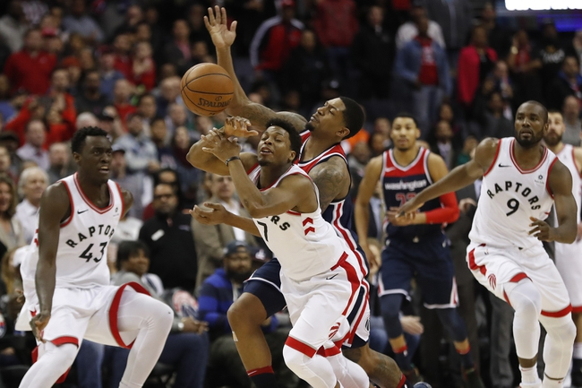 Washington Wizards vs. Toronto Raptors - 3/2/18 NBA Pick, Odds, and Prediction