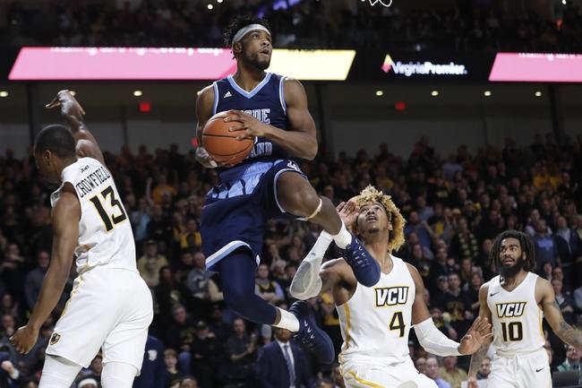 Rhode Island vs. VCU Rams - 3/9/18 College Basketball Pick, Odds, and Prediction