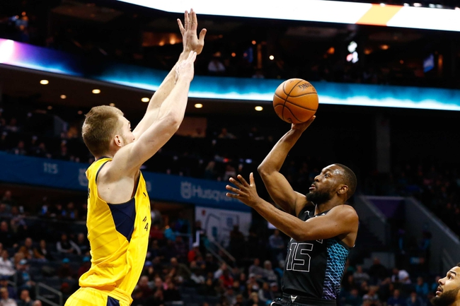Charlotte Hornets vs. Indiana Pacers - 4/8/18 NBA Pick, Odds, and Prediction
