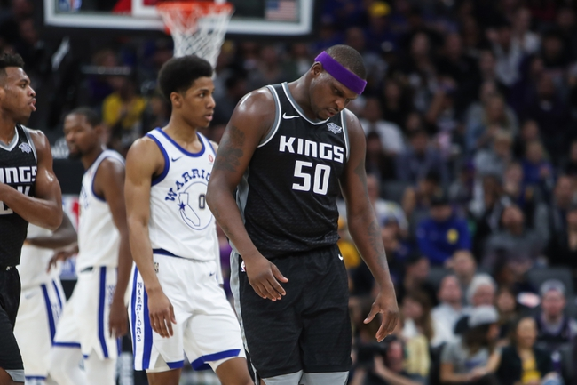 Golden State Warriors vs. Sacramento Kings - 3/16/18 NBA Pick, Odds, and Prediction