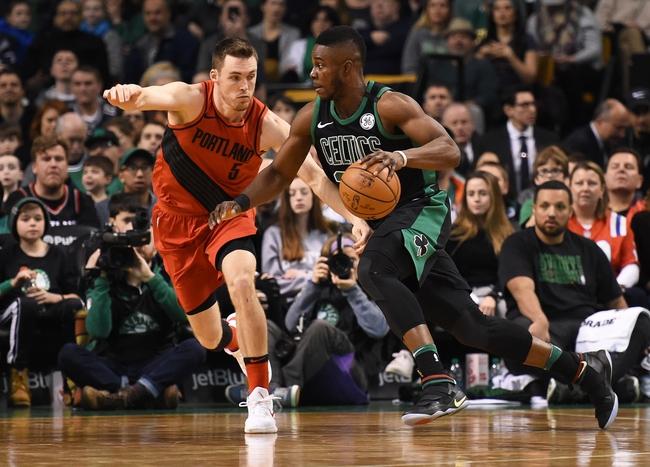 Portland Trail Blazers vs. Boston Celtics - 3/23/18 NBA Pick, Odds, and Prediction