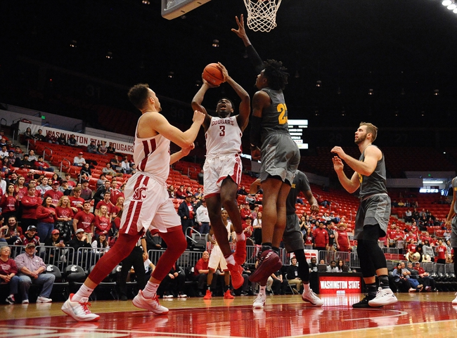 Washington State vs. New Mexico State - 12/23/18 College Basketball Pick, Odds, and Prediction