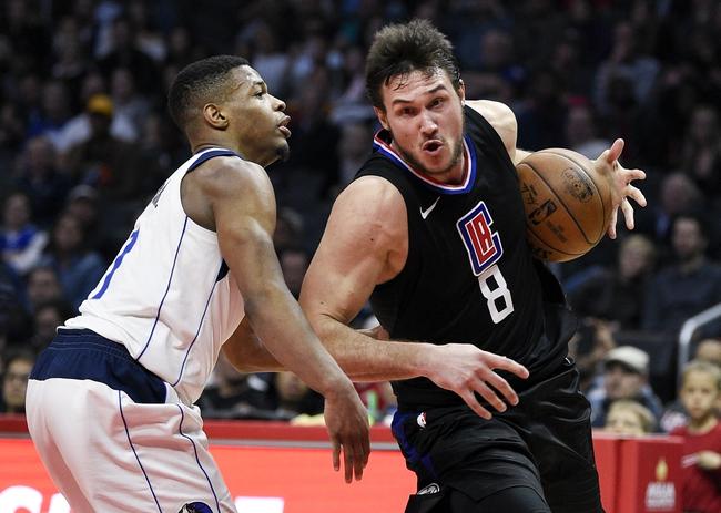 Dallas Mavericks vs. Los Angeles Clippers - 12/2/18 NBA Pick, Odds, and Prediction