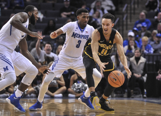 Memphis vs. Wichita State - 1/3/19 College Basketball Pick, Odds, and Prediction