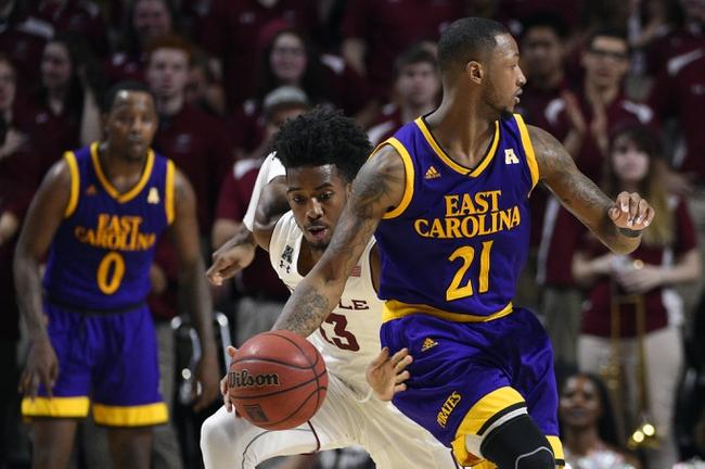UNC Wilmington vs. East Carolina - 11/27/18 College Basketball Pick, Odds, and Prediction